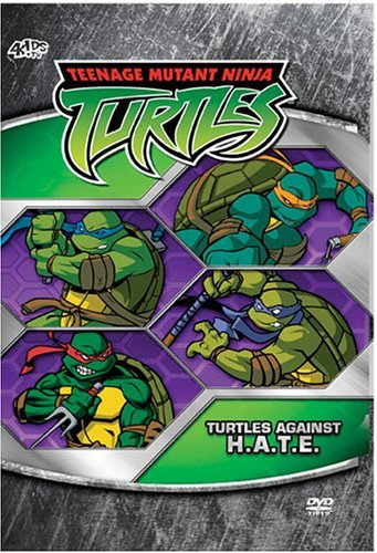 Teenage Mutant Ninja Turtles Vol. 6 Turtles Against H.A.T.E Clr Nr Edited