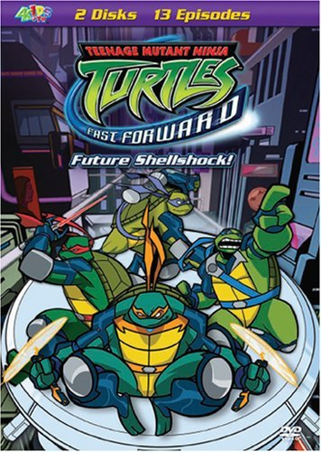 Teenage Mutant Ninja Turtles Vol. 1 Fast Forward Clr Nr