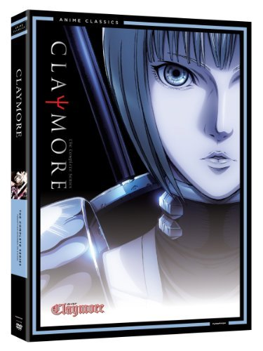 Claymore Complete Series Ws Tvma 4 DVD