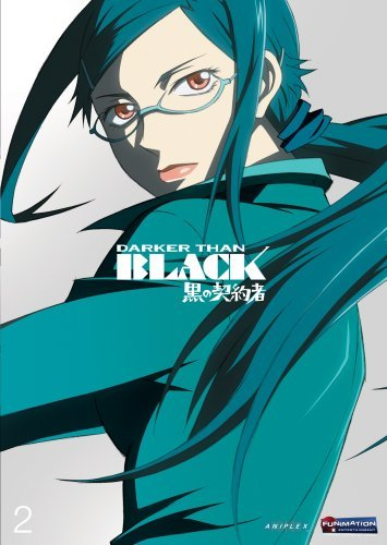 Darker Than Black Vol. 2 Nr