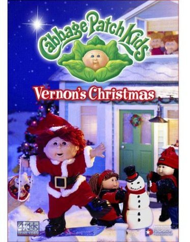 Cabbage Patch Kids Vernons Christmas Clr Nr Edited