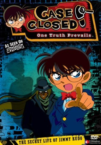 Vol. 1 Season 1 Secret Life Of Case Closed Clr Nr Uncut