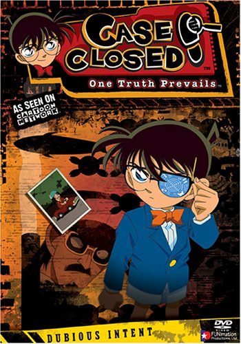 Case Closed Vol. 5 Dubious Intent Clr Nr Uncut