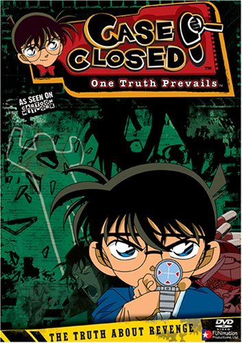 Case Closed Vol. 1 Truth About Revenge Clr Nr