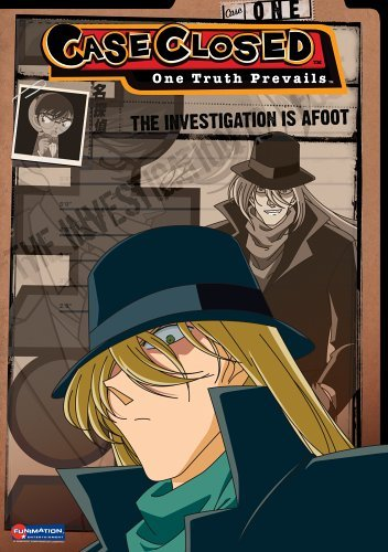 Case Closed Vol. 1 Investigation Is A Foot Uncut