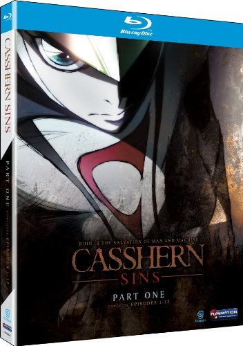 Casshem Part 1 Blu Ray Ws Part 1