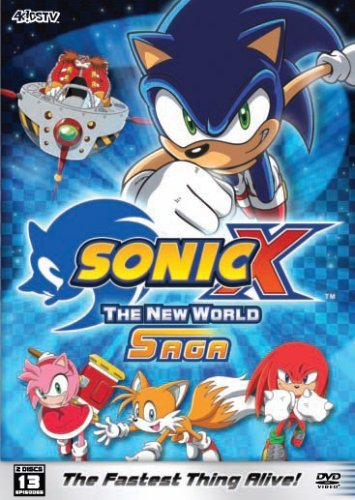 Sonic X New World Saga Nr 2 DVD