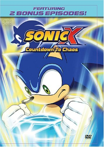 Sonic X Vol. 6 Countdown To Chaos Clr Nr