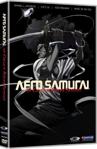 Afro Samurai Complete Murder Sessions Spike Version Tvma 2 DVD
