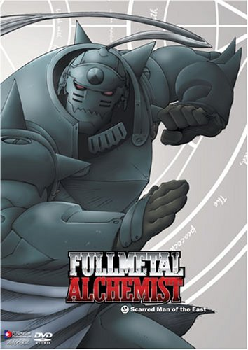 Fullmetal Alchemist Vol. 2 Scarred Man Of The East Clr Nr Uncut