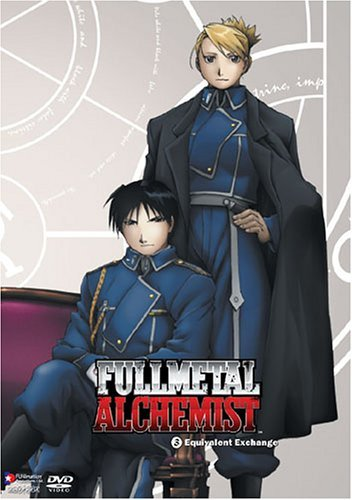 Fullmetal Alchemist Vol. 3 Equivalent Exchange Clr Nr