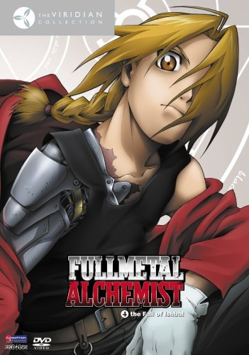 Fullmetal Alchemist Vol. 4 Fall Of Ishbal Vc Nr
