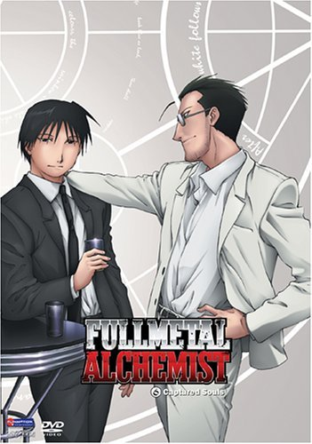 Fullmetal Alchemist Vol. 6 Captured Souls Clr Nr
