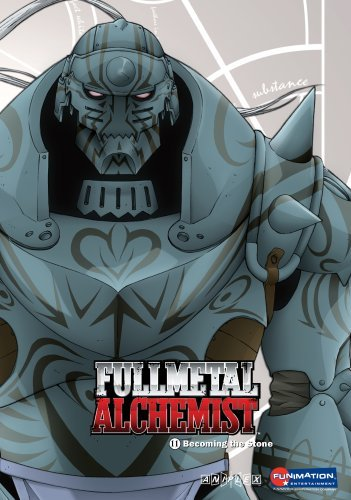 Fullmetal Alchemist Vol. 11 Becoming The Stone Clr Nr