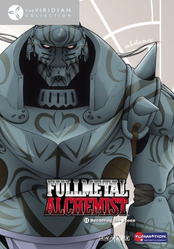Vol. 11 Becoming The Stone Fullmetal Alchemist Tvpg