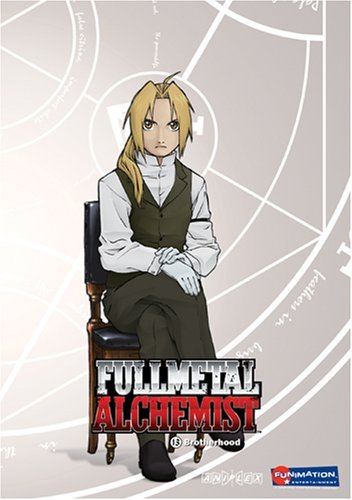 Fullmetal Alchemist Vol. 13 Brotherhood Pg