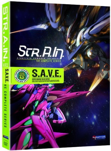Strain Strategic Armored Infan Strain Strategic Armored Infan Ws Tvma 2 DVD