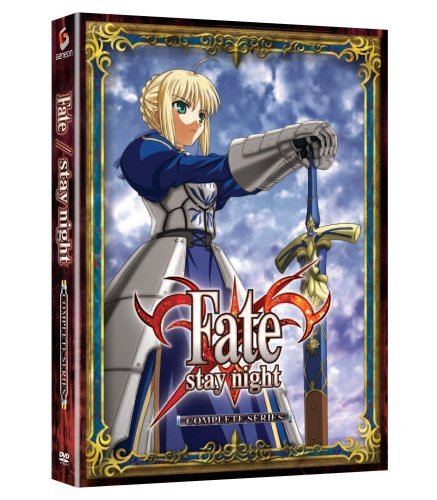 Fate Stay Night Box Set Nr 6 DVD