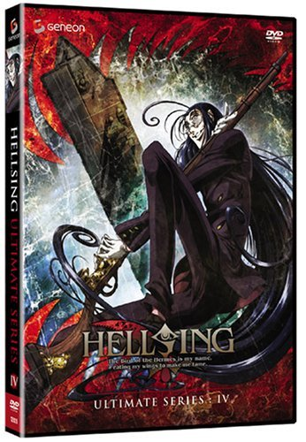 Hellsing Ultimate Vol. 4 Nr