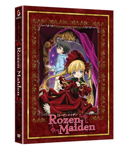 Rozen Maiden Box Set Nr 3 DVD