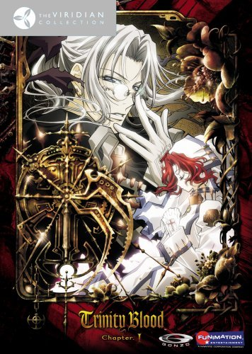 Trinity Blood Vol. 1 Chapter 1 Vc Nr