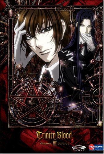 Trinity Blood Vol. 3 Trinity Blood Clr Tvma Lmtd Ed.