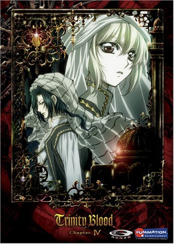 Trinity Blood Vol. 4 Trinity Blood Clr Tvma Lmtd Ed.