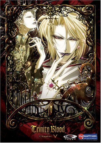 Trinity Blood Vol. 5 Trinity Blood Clr Nr