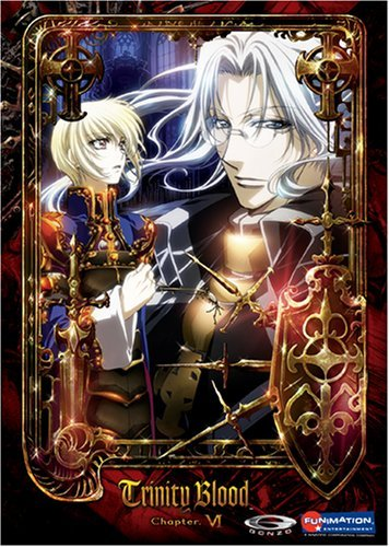 Trinity Blood Vol. 6 Trinity Blood Clr Nr
