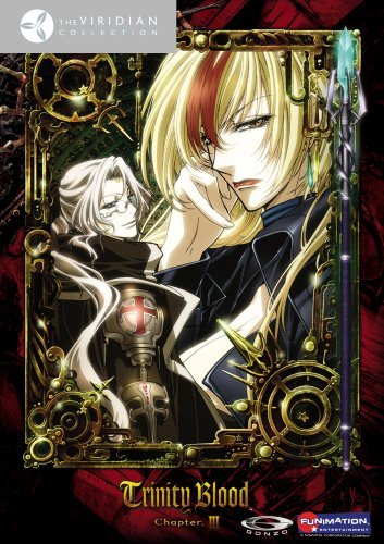 Trinity Blood Vol. 3 Chapter 3 Nr