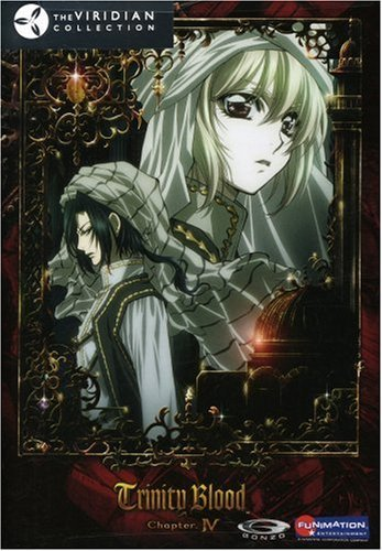 Vol. 4 Chapter 4 Trinity Blood Tvma