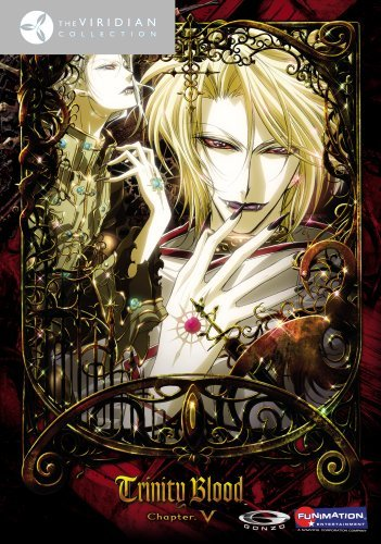 Trinity Blood Vol. 5 Chapter 5 Nr