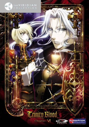 Trinity Blood Vol. 6 Chapter 6 Tvma