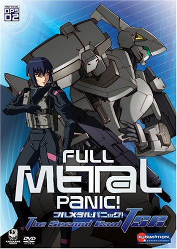 Fullmetal Panic Vol. 2 Second Raid Clr Tv14