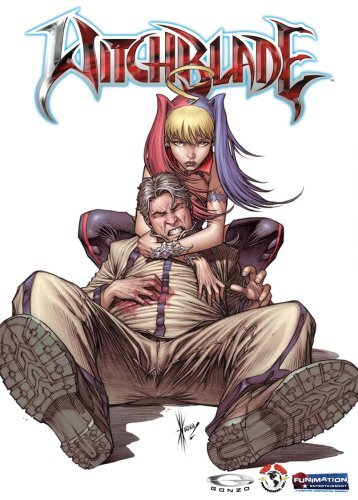 Witchblade Vol. 5 Nr Uncut