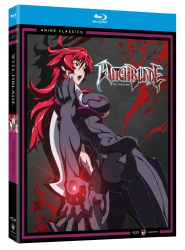 Witchblade Box Set Classic Ws Blu Ray Tvma 3 DVD
