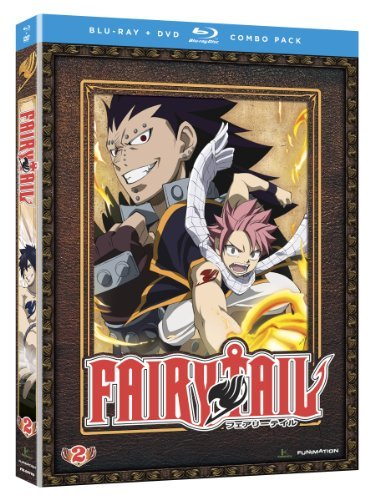 Pt. 2 Fairy Tail Blu Ray Ws Tv14 4 Br