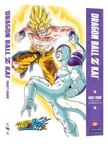 Dragon Ball Z Kai Season 1 Pt. 4 Ws Tvpg 2 DVD