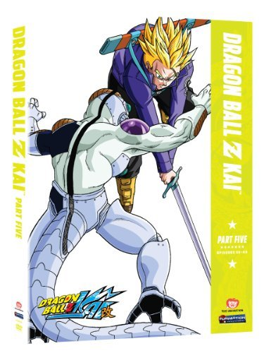 Dragon Ball Z Kai Season 1 Pt. 5 Ws Tvpg 2 DVD