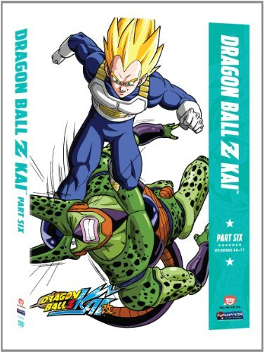 Dragon Ball Z Kai Season 1 Pt. 6 Tvpg 2 DVD