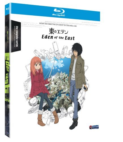 Eden Of The East Complete Series Ws Blu Ray Nr 2 DVD