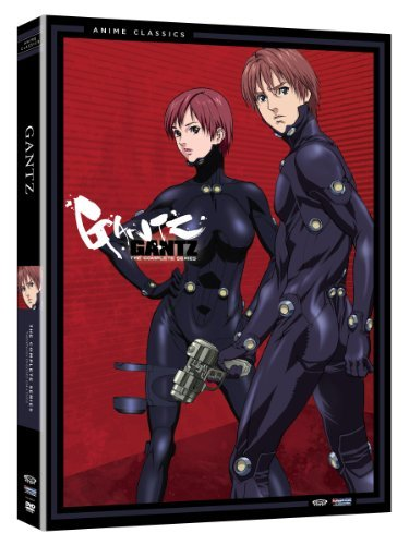 Gantz Complete Box Set Tvma 5 DVD