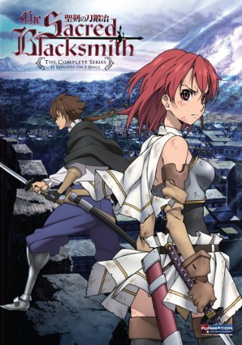 Sacred Blacksmith Complete Box Set Tvma 2 DVD