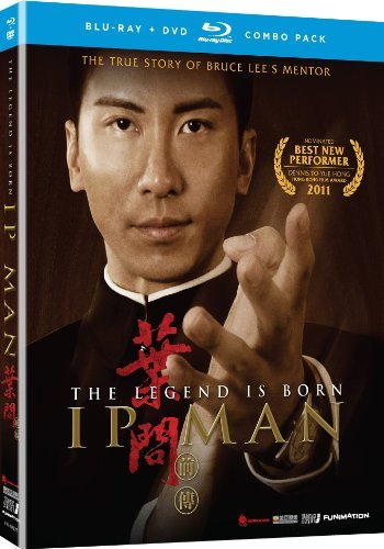Legend Is Born Ip Man Legend Is Born Ip Man Blu Ray Ws Tvma Incl. DVD