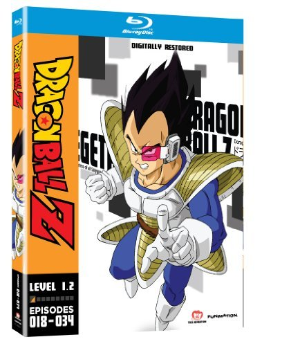 Dragon Ball Z Level 1.2 Ws Blu Ray Nr 2 DVD