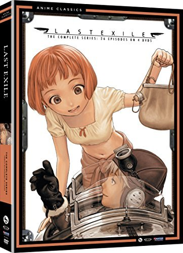 Last Exile Complete Series Box Set Ws Tv14 4 DVD