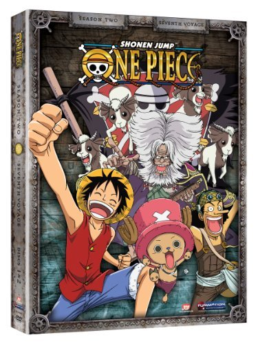 One Piece Season 2 Seventh Voyage Tv14 2 DVD