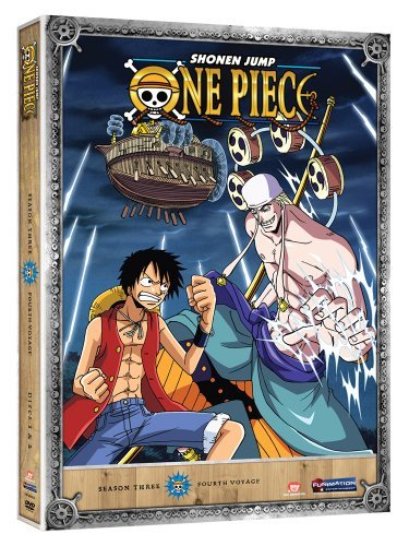 One Piece Season 3 Fourth Voyage Tv14 2 DVD