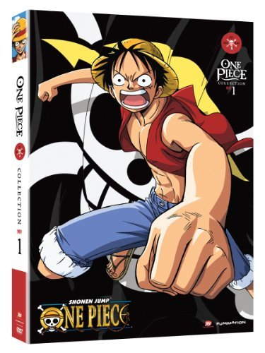 One Piece Collection 1 DVD Tv14