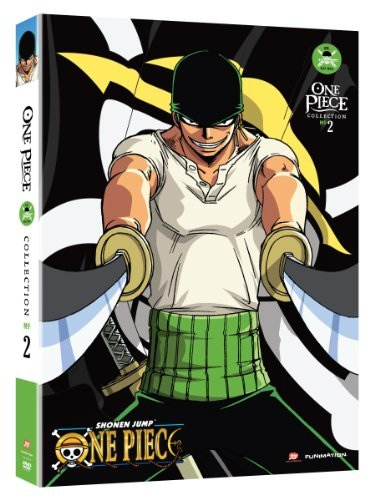 One Piece Collection 2 One Piece Tv14 4 DVD